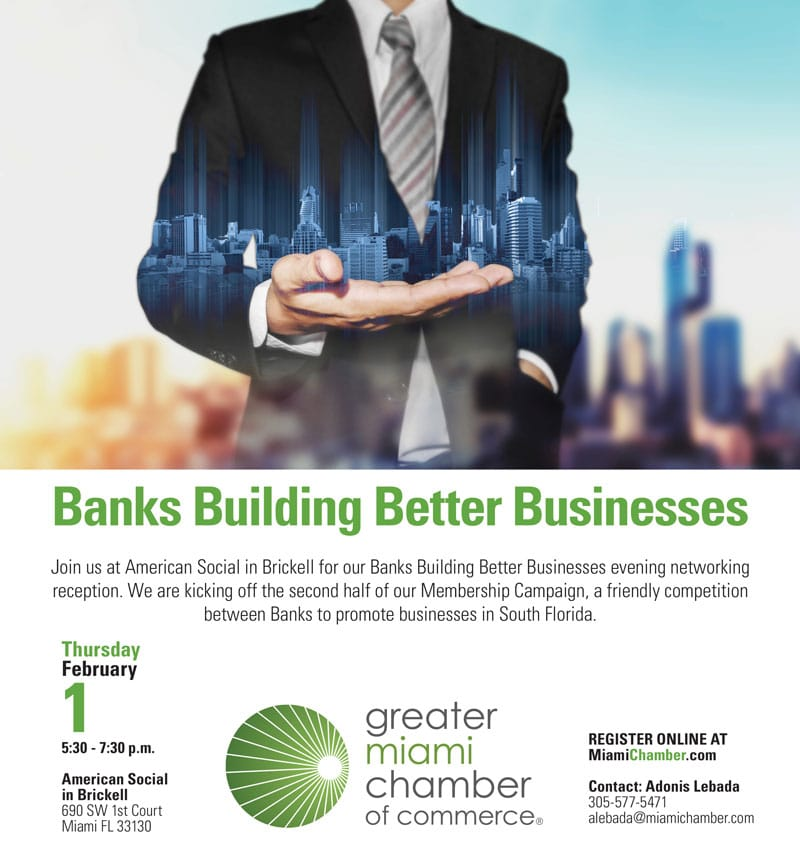 Banks Building Better Businesses