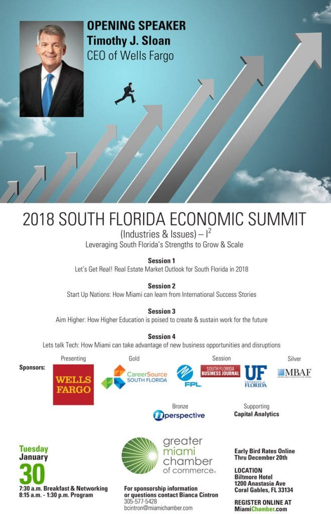 2018 South Florida Economic Summit