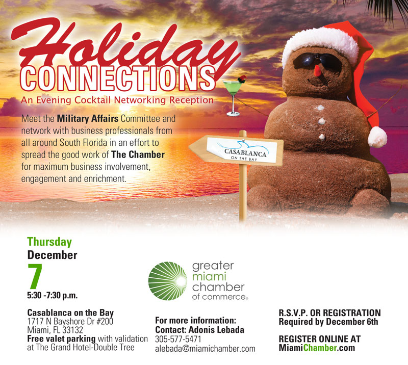 Holiday Connections in Miami
